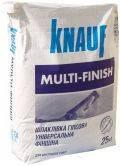 Шпаклевка Мульти-Финиш Knauf