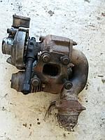 Турбина Фольксваген Пассат Б4 / VW Pasat B4 1.9 турбодизель, фото 1