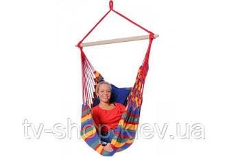 Кресло-гамак с подушками (салатовый)