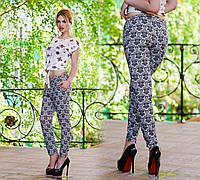 """Стильные летние женские штаны """"Турецкий Орнамент"""", фото 1"""