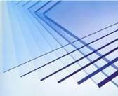 Монолитный поликарбонат  прозрачный Plexicarb  2 мм