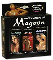 Набор масел для массажа Orion Set Massage 3х100 ml