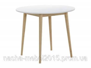 Стол обеденный деревянный круглый Нильсон