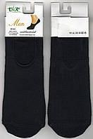 Следы мужские х/б с сеткой Талько, Житомир, ароматизированные, чёрные, 41-45 размер, 440