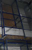 Витрина торговая, выставочная стеклянная б/у 50х100х250 см