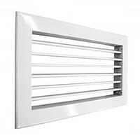 Решетка вентиляционная настенная 350x800