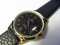 Ультратонкие часы OMEGA De VillE Японский мех., фото 1