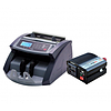 Счетчик банкнот Cassida 5550 UV/MG с калькуляцией по номиналу + Инвертор Напряжения (200W)