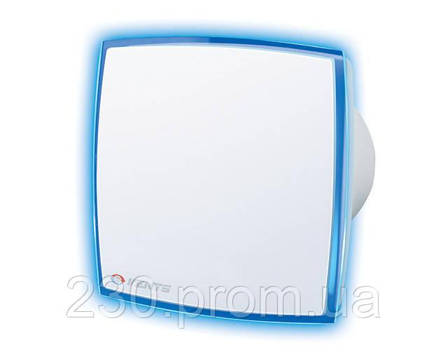 Вентилятор вентс 125 ЛД лайт синий