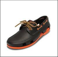 Мужские  пляжные Crocs (крокс, кроксы) [1]