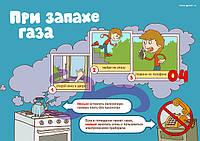 Безопасное использование газа в быту.