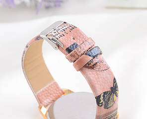 Часы наручные женские Parisian butterfly, фото 2