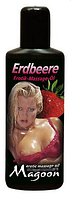 Массажное масло Orion Erdbeere Massageоl - клубника, 100 мл