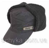 Шапка-ушанка  NORFIN INARI BLACK 302781