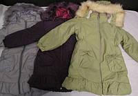 Куртка удлиненная зимняя для девочки  276