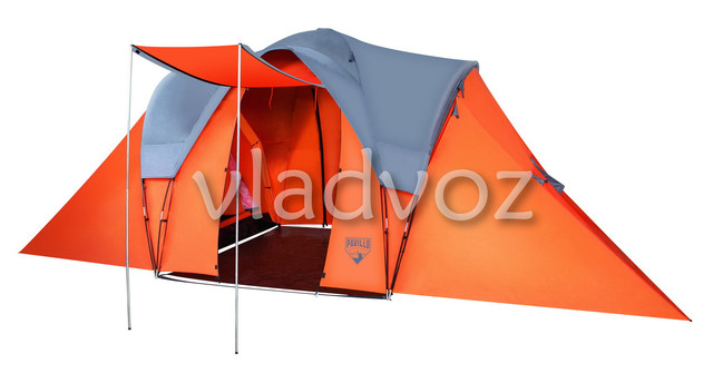 Палатка Camp Base 6 местная с чехлом