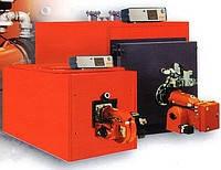 Промышленный газовый жаротрубный котел-термоблок Колви 10000 Р