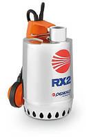 Погружной дренажный электронасос из нержавеющей стали Pedrollo RX 1