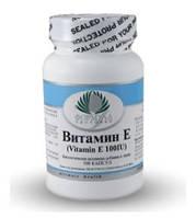 """Биологически активная добавка""""Витамин Е 100 МЕ"""""""