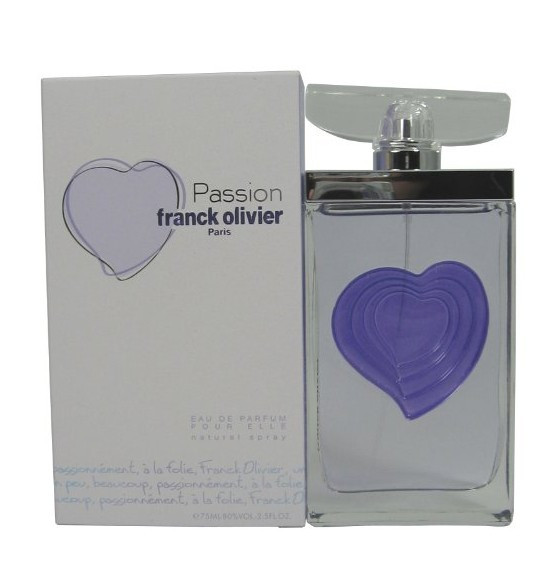 Женская оригинальная парфюмированная вода Franck Olivier PASSION, 75ml NNR ORGAP /2-41