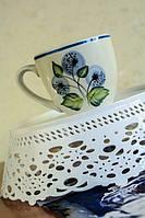 Керамическая чашка с Одуванчиками