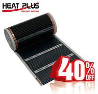 Электрический теплый пол Запорожье Инфракрасный обогреватель  Heat Plus