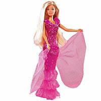 Кукла Штеффи в розовом платье Simba 5732465