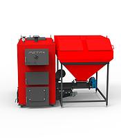 Твердотопливный пеллетный котел Ретра 200 кВт 4-М-ДУО