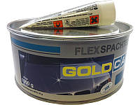 Шпатлівка для пластмаси Flex Gold Car 1,0кг