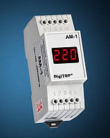 Амперметр Ам-1 (внешний ТТ) DIN DigiTOP