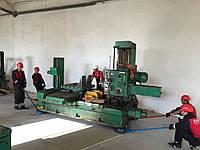 Перевозка промышленного оборудования.