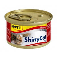 Gimpet Shiny Cat, c курицей 70гр