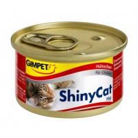 Gimpet Shiny Cat, c курицей 70гр