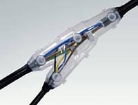 Заливная ответвительная муфта Y 00 (для кабелей диаметром до 19мм)