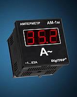 Амперметр Ам-1м (внешний ТТ) щитовой DigiTOP