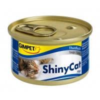 Gimpet Shiny Cat, c курицей и креветками 70гр