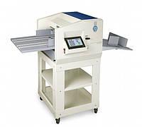 Cyklos AIRSPEED 450, биговщик-перфоратор с вакуумной подачей листа, работает с бумагой 400 г/м².