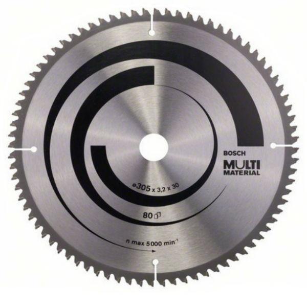 Циркулярный диск Bosch 305Х30 80 GCM 12