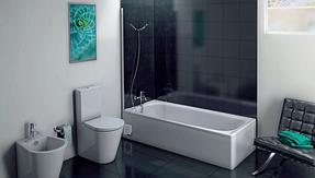 Стальные ванны BLB серия Europa