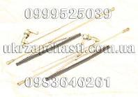Ремкомплект стеклоочистителя ЗИЛ-130 (рычаги, тяги, щетки)