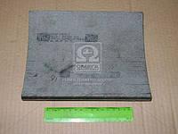 Накладка тормозная МАЗ задняя (Трибо). 5440-3502105