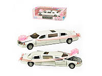 Модель машинки Love Limousine Wedding White KT 7001 WW Kinsmart