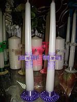 Тонкие свечи для семейного очага Узы