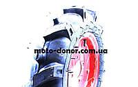 Колесо в сборе 4,00-10 на мотоблок с двигателем 178F-186F