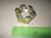 Гайка М33х1,5 пальца реакт.КаМАЗ,КрАЗ. 853522