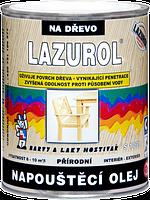Масло для пропитки дерева LAZUROL NAPOUŠTĚCÍ OLEJ S1039