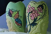 Керамическая ваза Арвен, в ассортименте