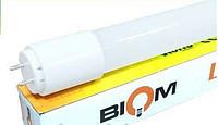 Лампы светодиодные линейные т8 led BIOM из пластика