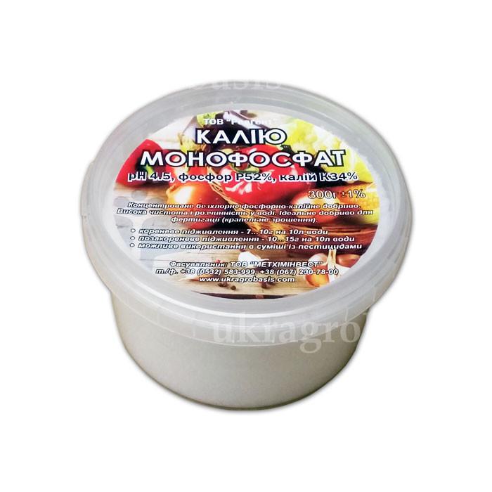 Монофосфат калия (монокалийфосфат) 300 г