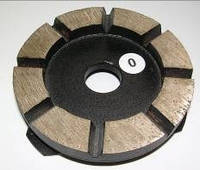 Фреза шлифовальная универсальная (бетон, мозаичный пол), получистовая шлифовка, для СО-199